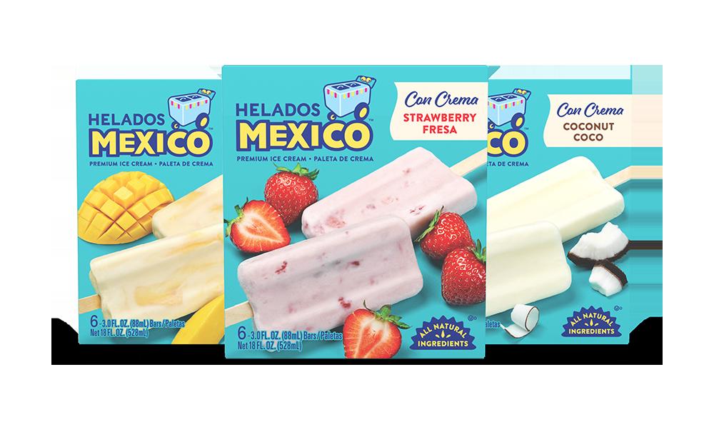 Cream Paletas